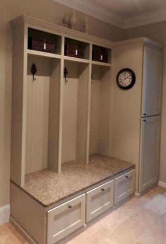 Mudroom Laundry Room Storage Ideas