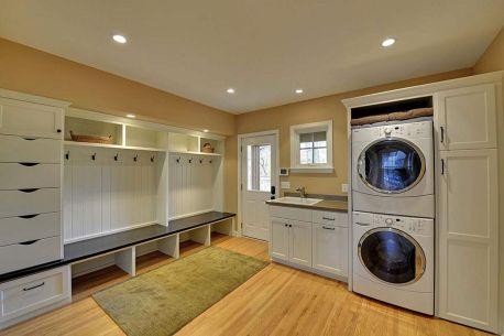 Mudroom Laundry Rooms Ideas