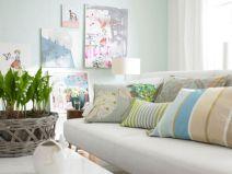 Pastel Living Room Idea