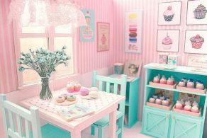 Pastel Pink Tumblr Rooms