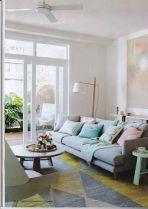 Pastel Room Interiors Design