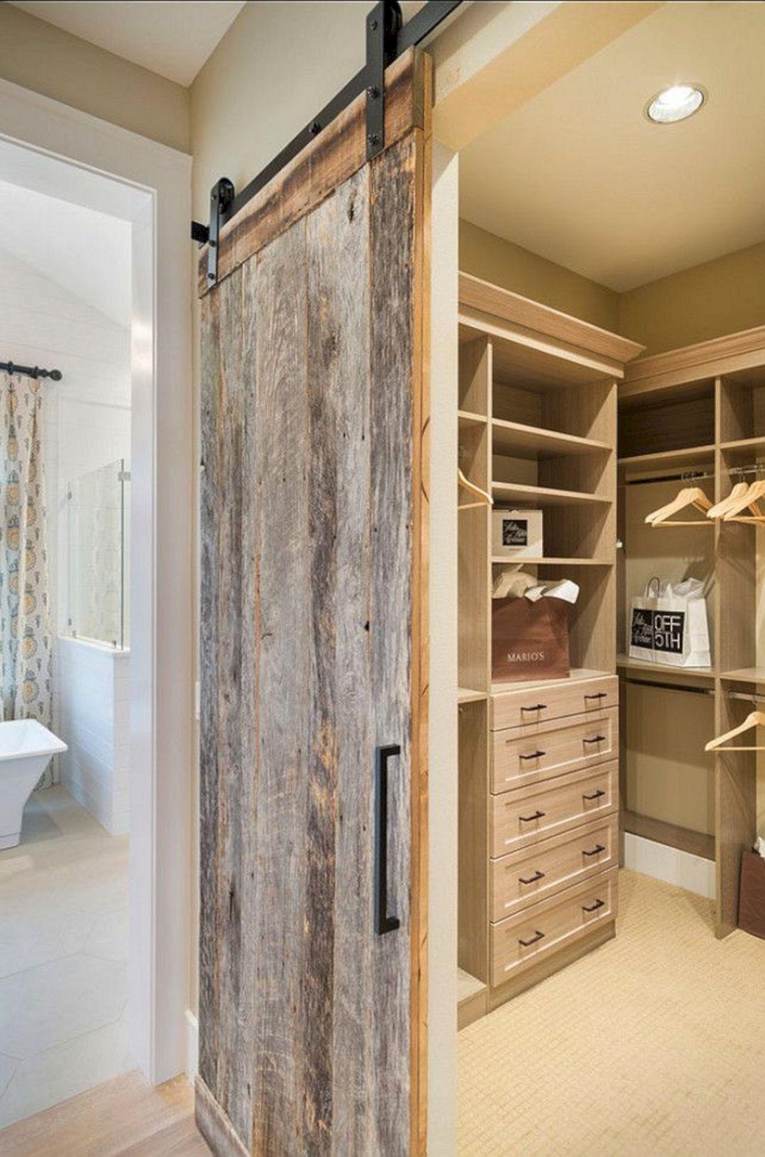 Sliding Barn Closet Door Ideas