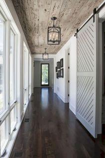 Sliding Barn Door Ceiling