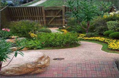 Small Back Yard Landscape Design Ideas