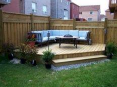 Small Back Yard Landscape Ideas