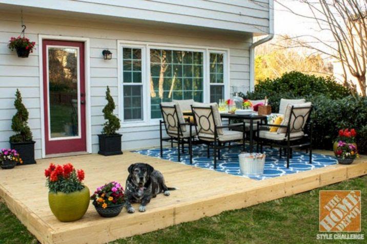 Small Backyard Patio Decorating Ideas
