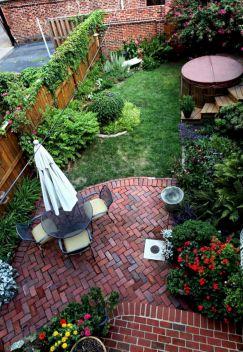 Small Backyard Patio Landscaping Ideas