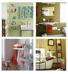 Small Bathroom Storages Ideas