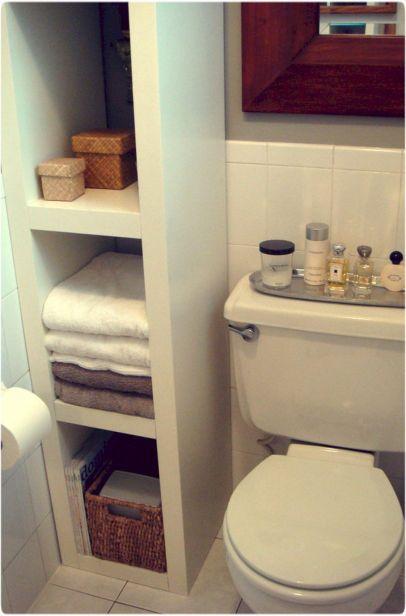 Small Bathroom Storages