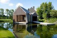 Tiny Lake Houses