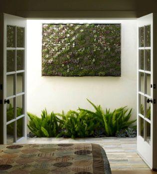 Vertical Succulent Garden Wall Hanging
