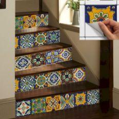 Vinyl Decals For Tiles For Kitchen Backsplas
