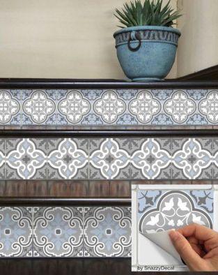 Vinyl Decals For Tiles For Kitchen Backsplash