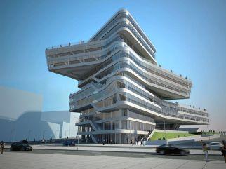Zaha Hadid Architectured