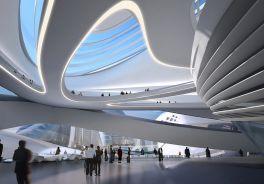 Zaha Hadid Modern Architecture