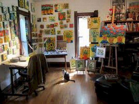 Art Studio Decorating Ideas