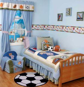Boys Kids Bedroom Idea