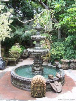 Cool Garden Fountain