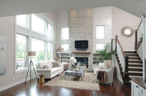 Fireplace Wall Design Ideas 6