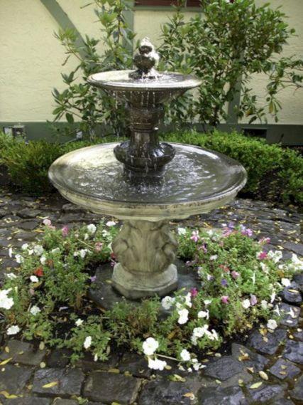 Garden Fountain Design