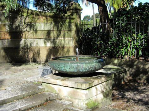Garden With Fountain Ideas