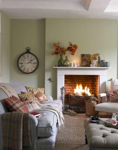 Hygge Living Room Design Ideas 14
