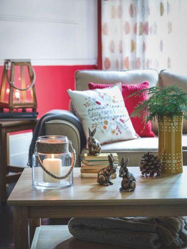 Hygge Living Room Idea