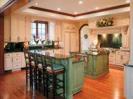 Kitchen Island With Breakfast Bar Design
