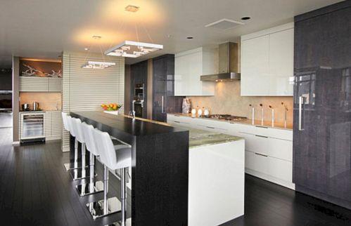 Kitchen Islands With Bar Design Ideas