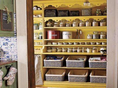 Kitchen Pantry Storages Ideas