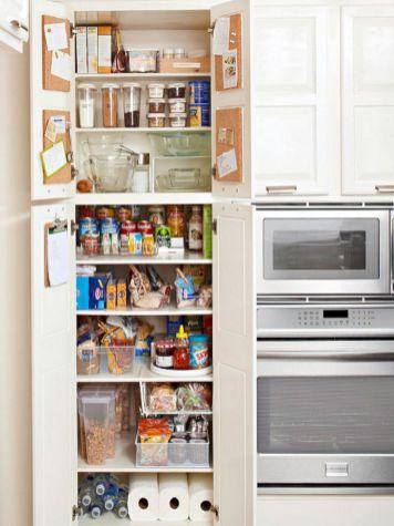 Kitchens Pantry Organization