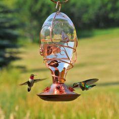 Looking Glass Hummingbird Feeder
