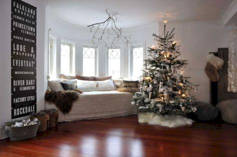 Luxury Christmas Living Room