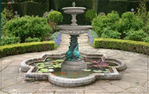 Stone Garden Fountains Outdoor
