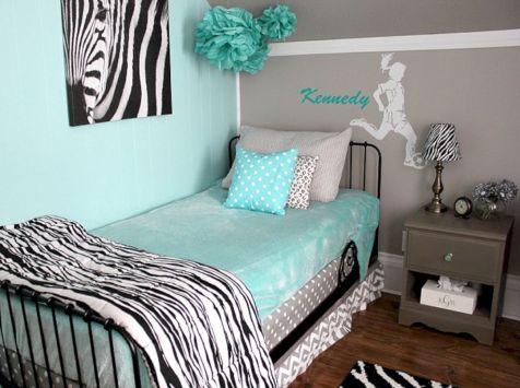 Tween Bedroom Decorating Ideas 64