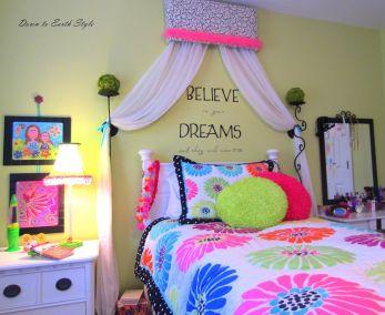Tween Bedroom Decorating Ideas 69