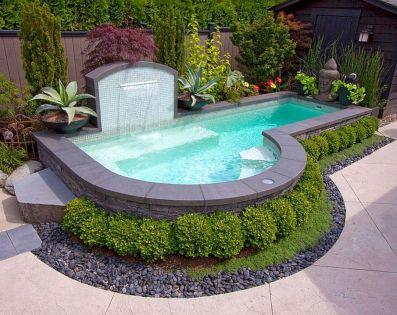 Backyard Pond Designs Idea