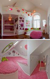 Bunk Bed With Secret Room