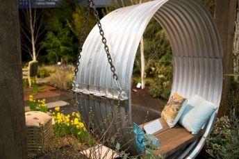 Cool Back Yard Designs Idea