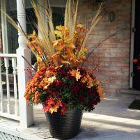 Front Porch Flower Planter Ideas 26