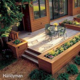 Front Porch Flower Planter Ideas 57