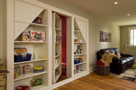 Hidden Room Doors Idea