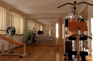 Home Gym Room Ideas