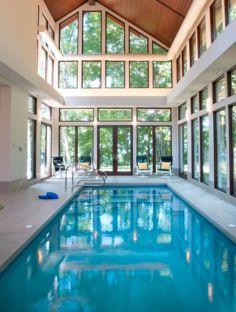 Indoor Lap Pool