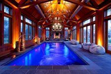 Indoor Swimming Pool Idea