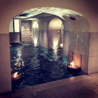 Indoor Underground Swimming Pool