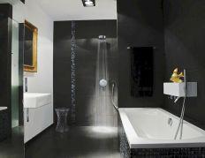 Modern Bathrooms With Black
