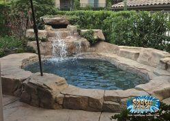 Pool Sitting Areas