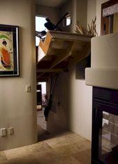Secret Hidden Room Under Stairs