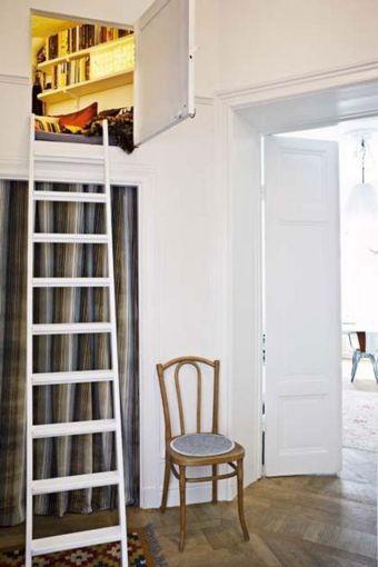 Secret Hidden Rooms Design